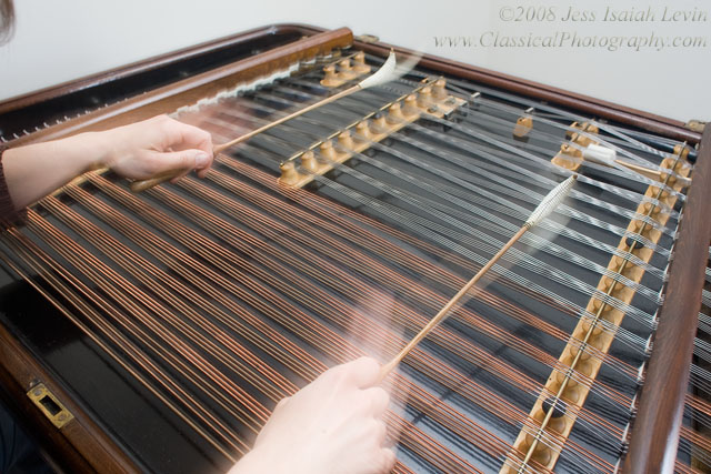 cimbalom as played
